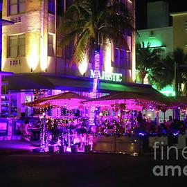 Majestic Hotel - Art Deco District - Miami Beach - Study I  by Doc Braham