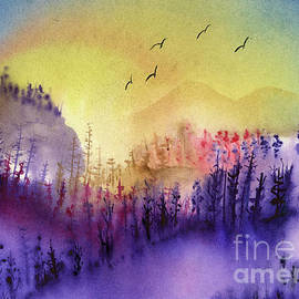 Majestic Valley by Kimberly LeClaire