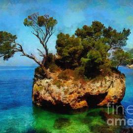 Makarska Riviera Croatia by Jerzy Czyz