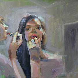 Make up by Kamsar Ohanyan