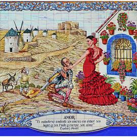 Man of La Mancha by Allen Beatty