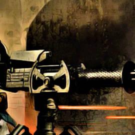 Mando Machine Gun Fight Mode 1 by Aldane Wynter