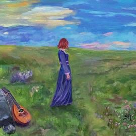 Mandolin Dreams by Sandy Herrault