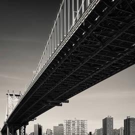 Manhattan Bridge by Dave Bowman