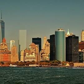 Manhattan by Christopher James