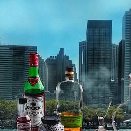 Manhattan on Manhattan by Anne Sands