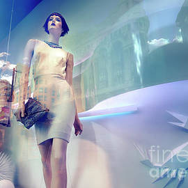 Mannequin In Blue by Facto Foto