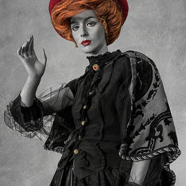 Mannequin Selective Color by Sandra Selle Rodriguez