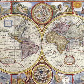 Map Atlas Geography Earth by Yassine Ennajmi