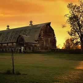 Maple Crest Farm - Woodstock, Ct. by Joann Vitali