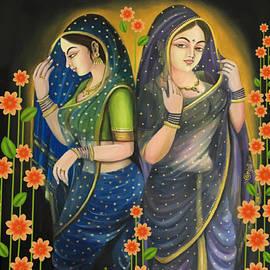 Marathi beauty  by Anjali Swami
