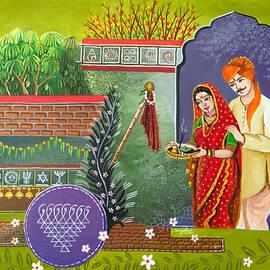 Marathi New year  by Anjali Swami