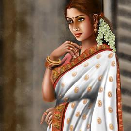 Marathi woman by Anjali Swami