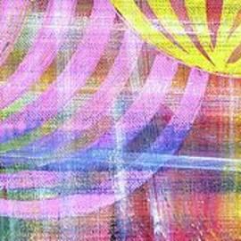 Mardi Gras Wide 2 by Patty Donoghue