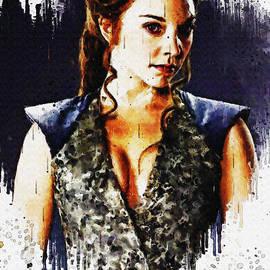 Margaery Tyrell by Gunawan RB