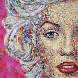 Marilyn Monroe by Nikola Golubovski
