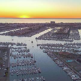 Marina del Rey by Josh Fuhrman