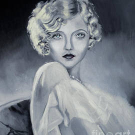 Marion Davies by Erato Muse