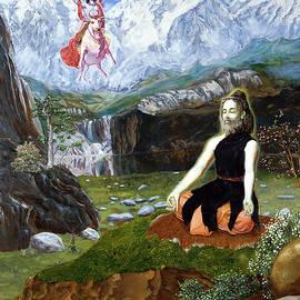 Markandaya Rishi by Dominique Amendola