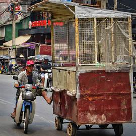 Market setup, Thai style by Kerry LeBoutillier