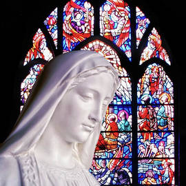Mary, Mother of Mercy by Warren Gale