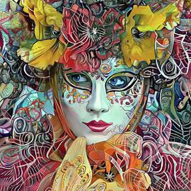 Mask 4a by Stefano Menicagli