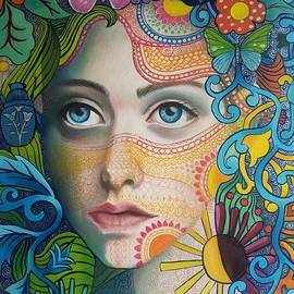 Masked  Dreams by Caroline Philp