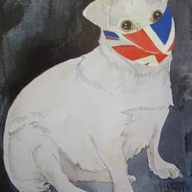Masked Millie by Victoria Glover
