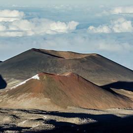 Mauna Kea summit by Peter Foster