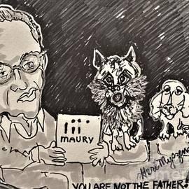Maury You Are Not The Father by Geraldine Myszenski