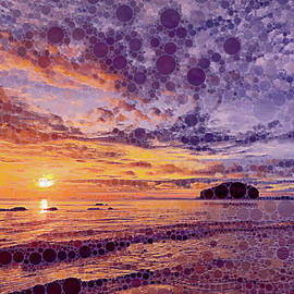 Mauve Sea by Susan Maxwell Schmidt