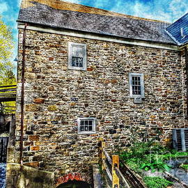 May Springs Up At The Grist Mill by Tami Quigley