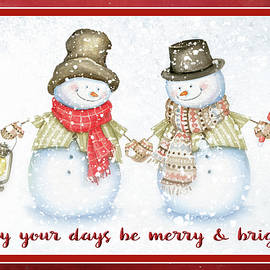 May Your Days Be Merry And Bright by HH Photography of Florida