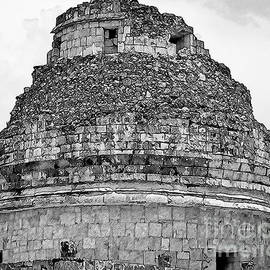 Mayan Observatory by Kirt Tisdale