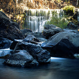 McCloud Falls Hot and Cold by Mike Lee