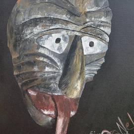 Medicine Man by JoNeL Art