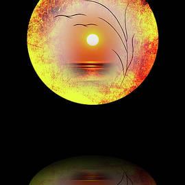 Meditation 5 by Walter Zettl