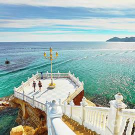 Mediterranean Balcony by Facto Foto