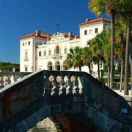 Mediterranean Revival Architecture  by Christiane Schulze Art And Photography