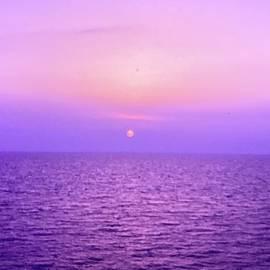 Mediterranean Sunset  by Philip Eddy