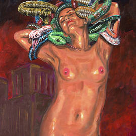 Medusa by Pictor Mulier