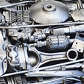 Mega Parts Pano by Christopher James