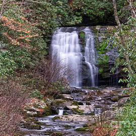 Meigs Falls 11 by Phil Perkins