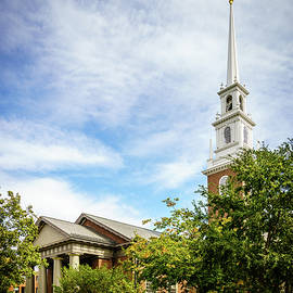 Memorial Church at Harvard by Alexey Stiop
