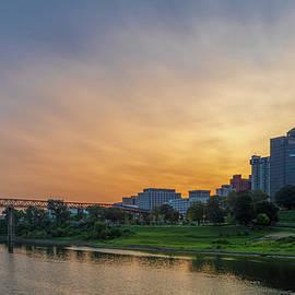Memphis Sunrise by Rod Best