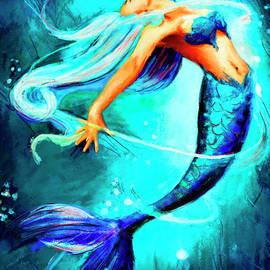 Mermaid 1 by James Shepherd