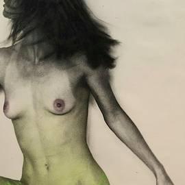 Mermaid by Jamie McCormick Damon