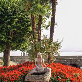 Mermaid of Stresa... by David Choate