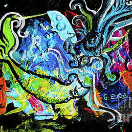 Mermaids Tale by Genevieve Esson