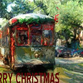 Merry Christmas  by Amzie Adams
